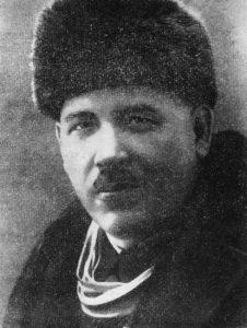 Демьян Бедный. wikimedia.org