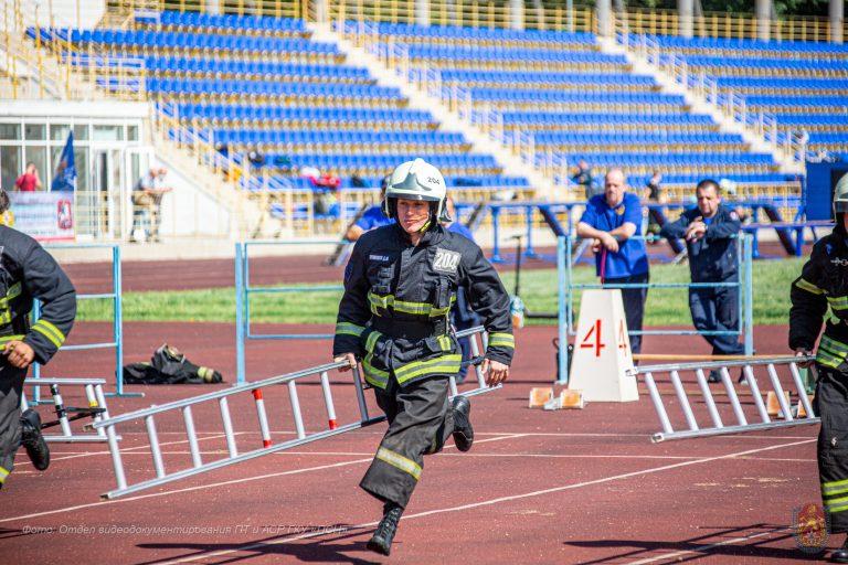 Сара Зицерман / ГУ МЧС России по Москве